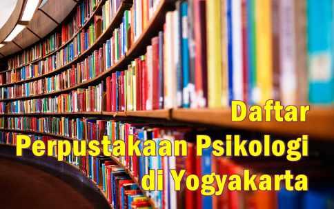 daftar alamat perpustakaan psikologi sekitar ugm-jurnal f