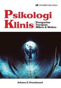 jual beli buku-psikologi-klinis-pengantar terapan mikro makro_johana e prawitasari-icbc